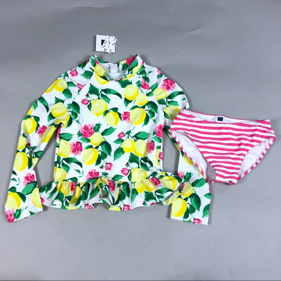 0e9f8b5d98237c Janie and Jack Swim | Lemon Cafe Suit | Poshmark